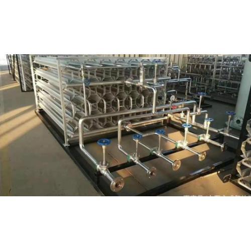 LNG空温式增压器