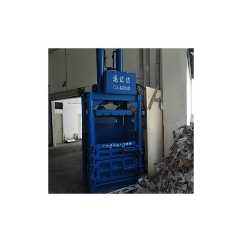 60噸包裝廢紙壓縮打包機