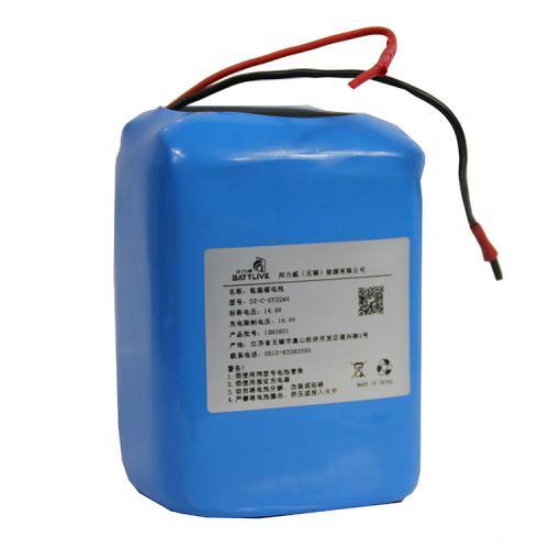 太陽能路燈鋰電池