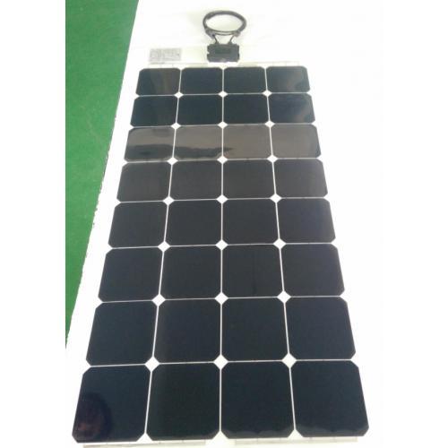 半柔性太陽能光伏組件