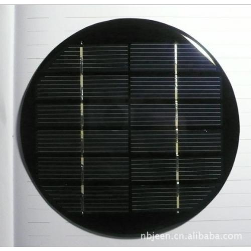 6V圓形太陽能電池板