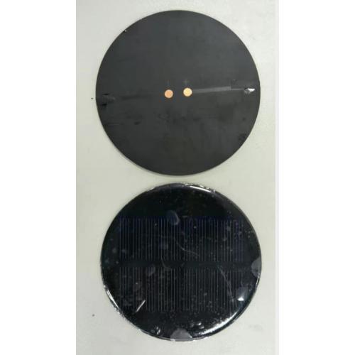 滴膠太陽能板