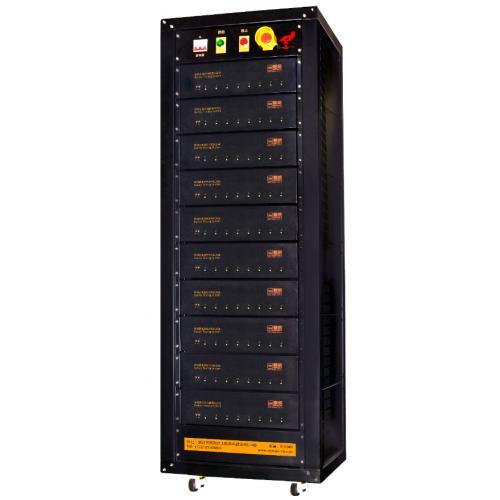 高精度電池檢測系統