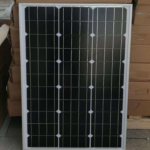 18V80W单晶太阳能发电板