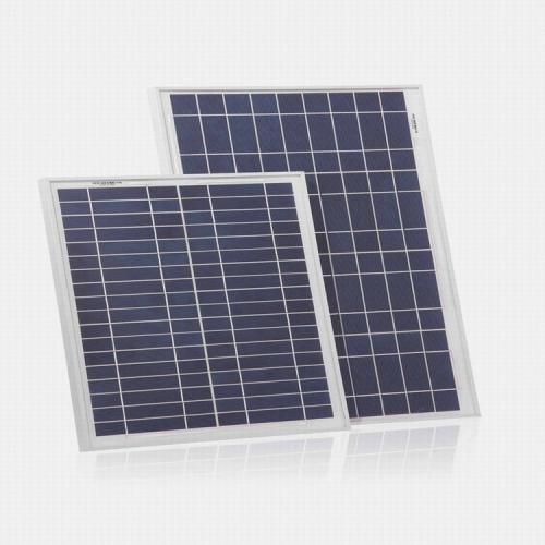 太陽能光伏發電18v 10w