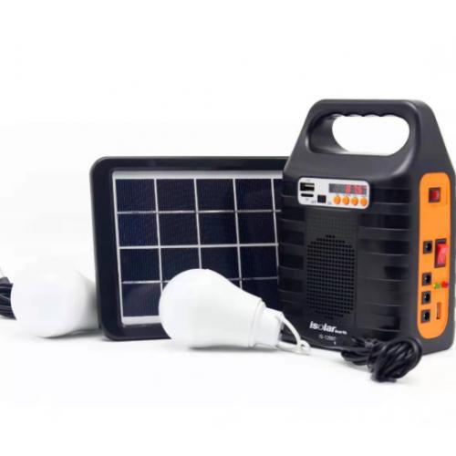 太阳能小系统