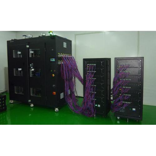 超級電容恒溫化成測試系統