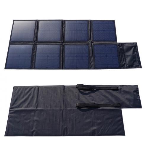 60W单晶太阳能折叠包