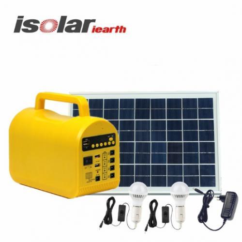 便携式太阳能系统