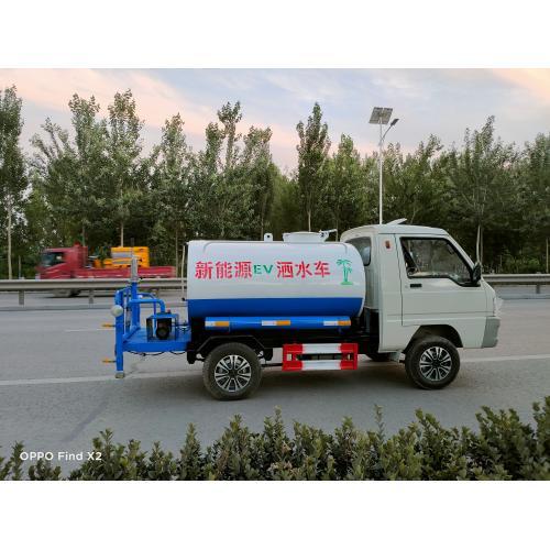 新能源電動小型灑水車