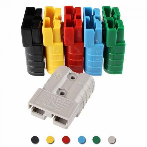 蓄电池充电连接器
