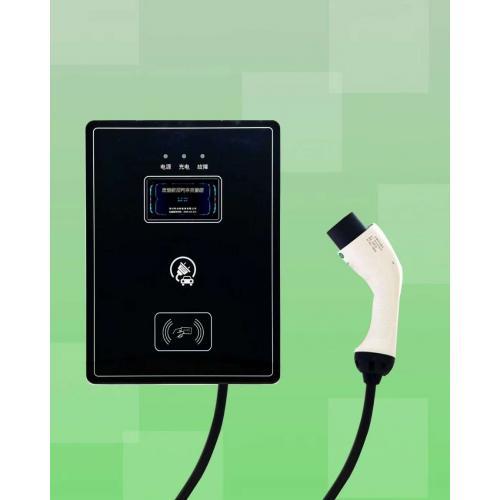 新能源汽车充电站充电桩