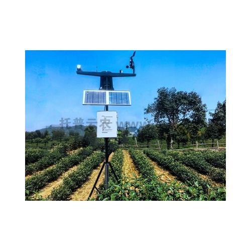 土壤墒情在线监测系统