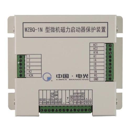 微机磁力启动保护装置