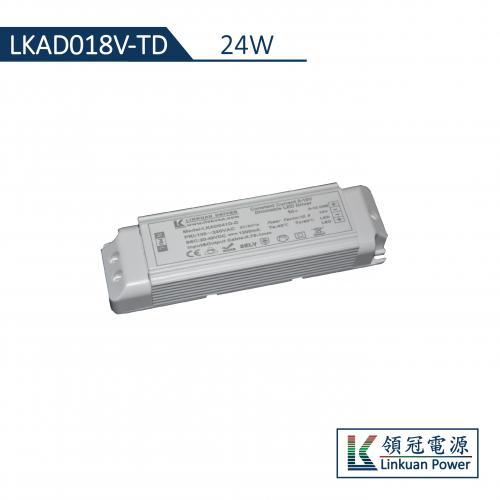 LED恒压可控硅调光电源
