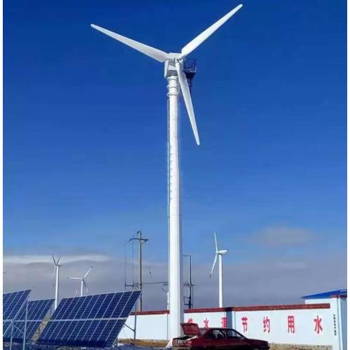 自制式風力電機風力發電