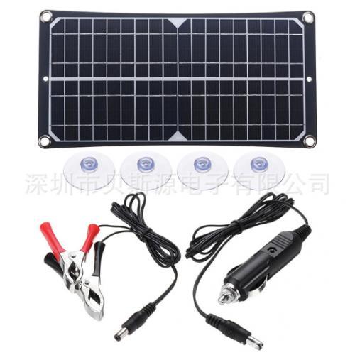 太阳能板充电板