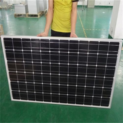 同步交流太陽能光伏板