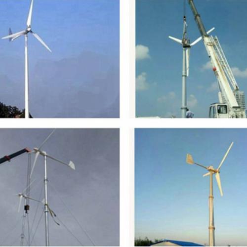 2千瓦風力發電機微型風力發電機