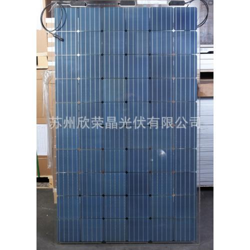 425W单晶太阳能版