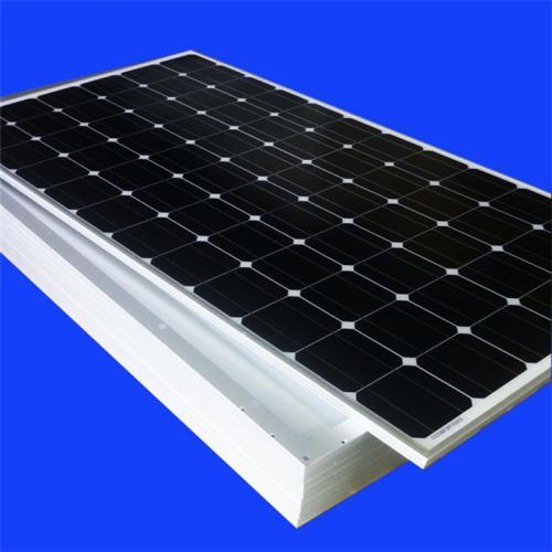 风光互补太阳能路灯 光伏板
