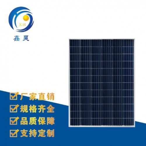 多晶硅充发电光伏组件板