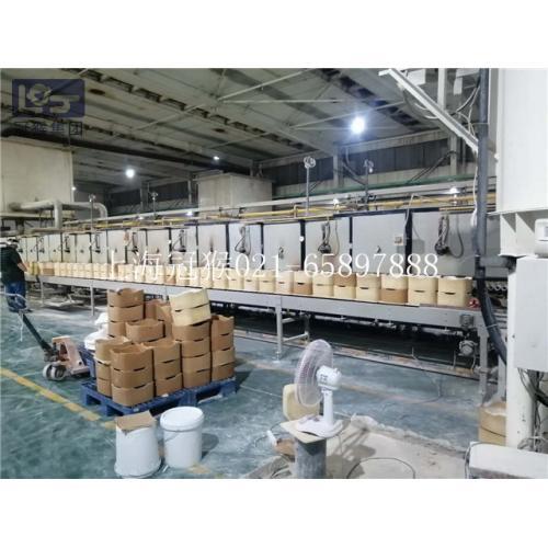 稀土窑炉循环生产线
