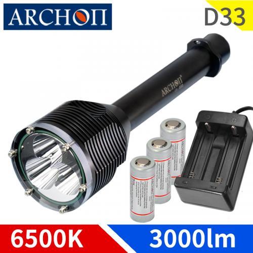 LED潜水手电筒