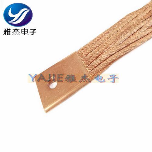 TJRX多股镀锡铜线导电带