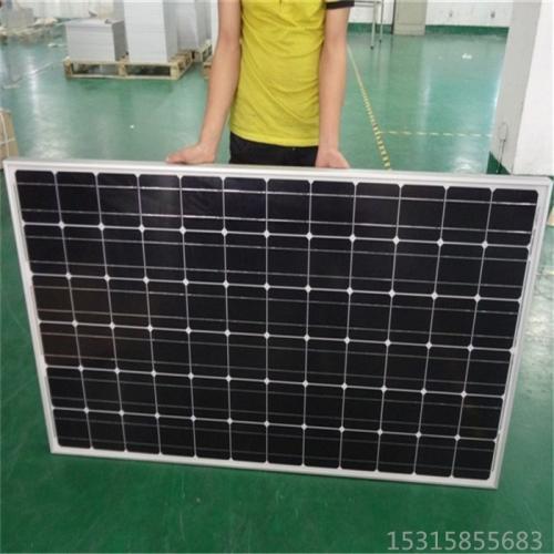 太阳能光伏电站光伏板发电