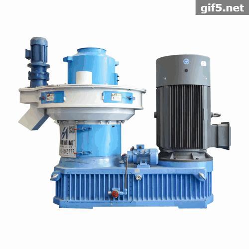 邹平汉隆机械推出促销产品秸秆颗粒机