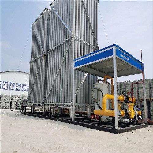 LNG气化减压撬