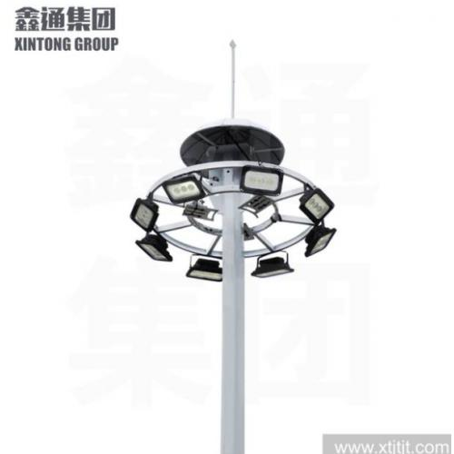 LED户外防水高杆灯