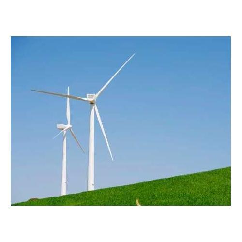 盘式风力发电机 永磁发电
