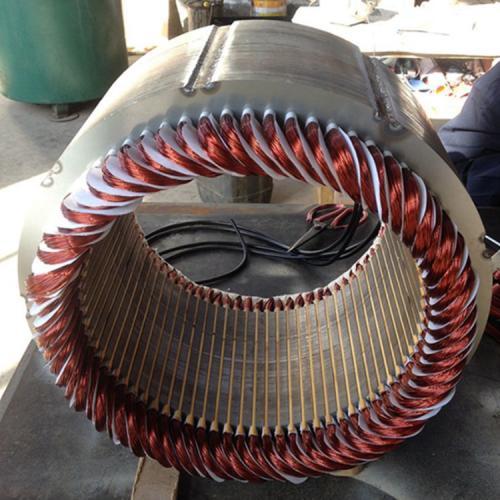 低速永磁发电机5kw风力发电