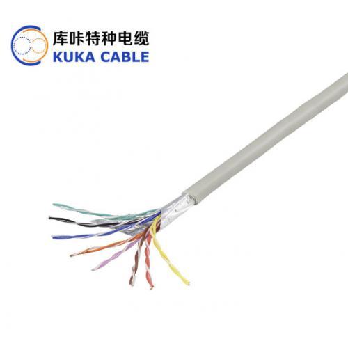 柔性对绞数据传输电偶电路专用电缆