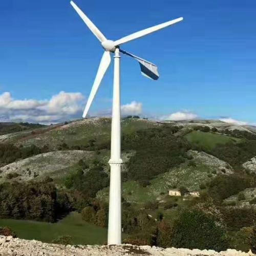 15kw永磁发电机风力发电机蓝润新能源