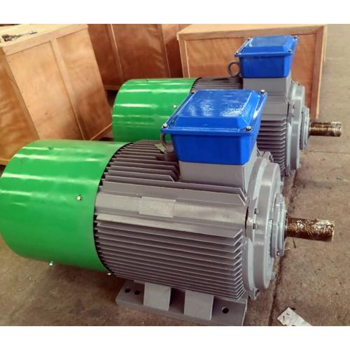 大型风电设备低速永磁风力发电机