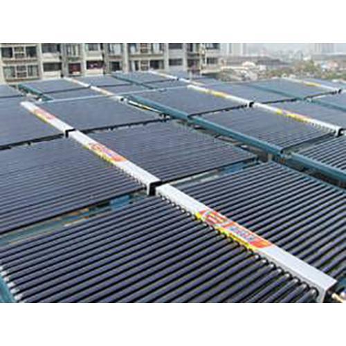 真空管式太阳能热水工程
