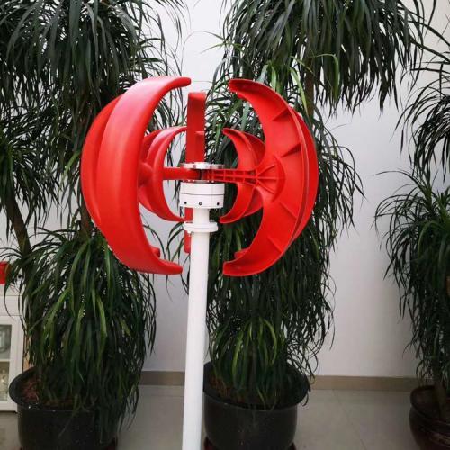 500w红灯笼太阳能路灯太阳能电池