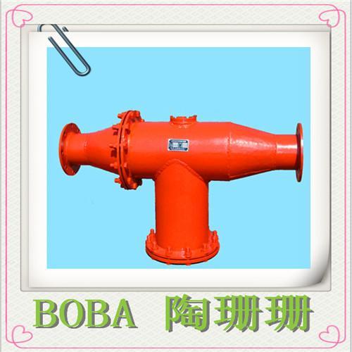 瓦斯抽放管路排渣器