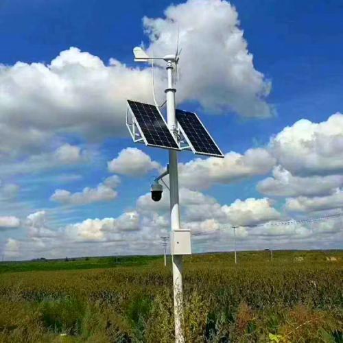 太阳能led灯太阳能监控路灯