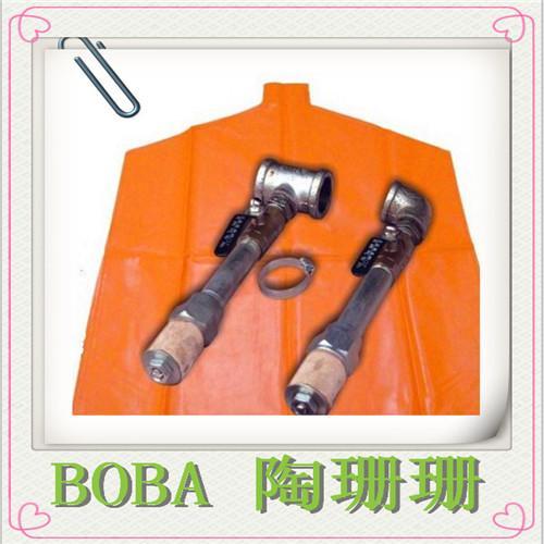 布袋式壓風自救裝置