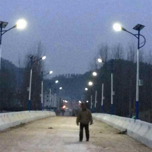 太阳能一体灯40w新农村路灯