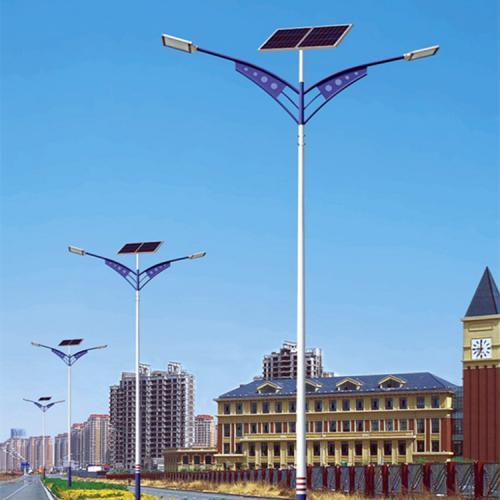 太阳能一体路灯led路灯系统