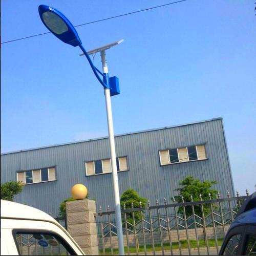 60瓦景观太阳能路灯观光路灯