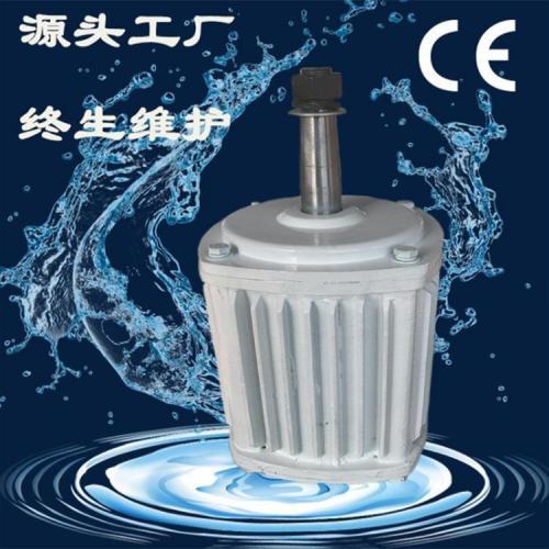 30kw低速永磁直流发电机