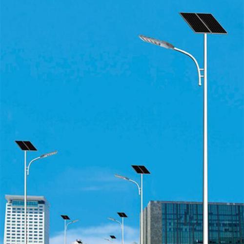 太陽能一體燈新農村光伏板路燈
