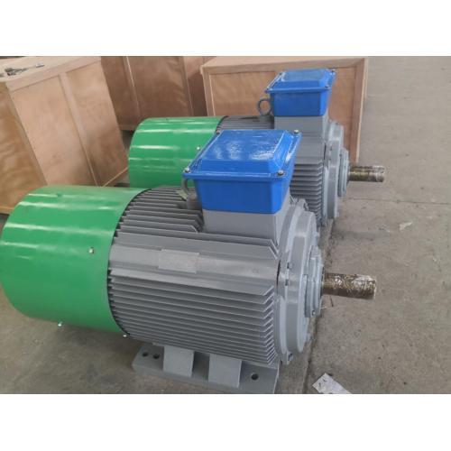 500kw大型永磁發電機同步異形發電機