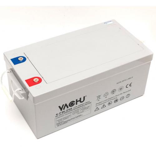 12V250AH太阳能电池